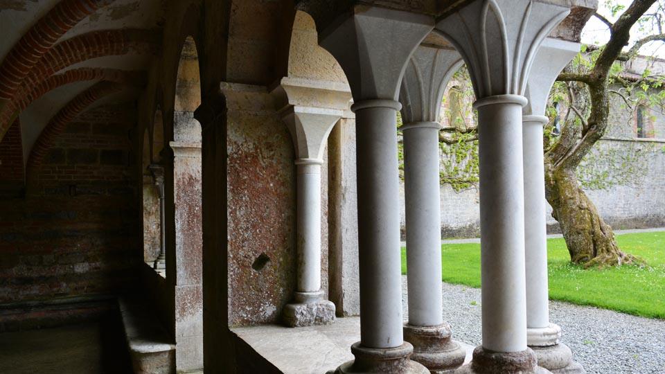 Abbaye de l'Escalaieu Scénographie