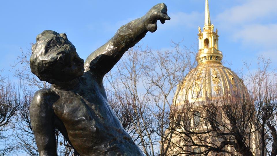 Musée Rodin Paris Parcours d'interprétation
