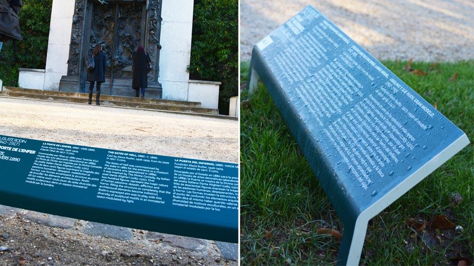 Musée Rodin Paris Parcours d'interprétationMusée Rodin Paris Parcours d'interprétation